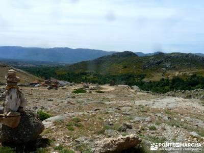 Pico del Zapatero, Sierra de la Paramera; excursiones y senderismo; ruta senderismo